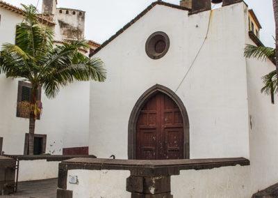 Kirche in Funchal, Madeira (PRT), Foto-Nr. 268