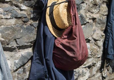 """Arbeitskleider der """"Carreiros"""" von Monte, Madeira (PRT), Foto-Nr. 273"""