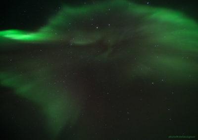 Nordlicht über Menesjärvi FI, Foto-Nr- 187