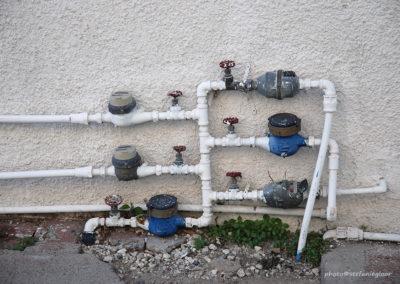 Wasserleitungen auf Zypern, Foto-Nr. 540