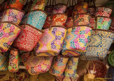 Bunte Taschen, Marrakesch (MAR), Foto-Nr. 233