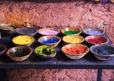 Farbpigmente, Marrakesch (MAR), Foto-Nr. 256