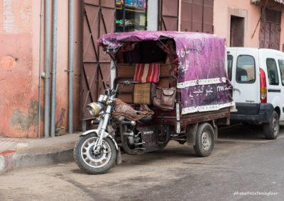 In den Strassen von Marrakesch (MAR), Foto-Nr. 260