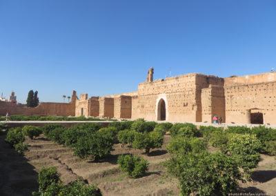 El Badii Palast, Marrakesch (MAR), Foto-Nr. 345