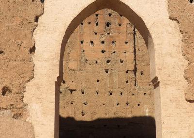 El Badii Palast, Marrakesch (MAR), Foto.Nr. 342