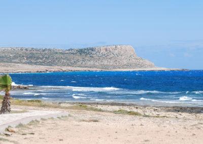 Strand in Zypern, Foto-Nr. 531