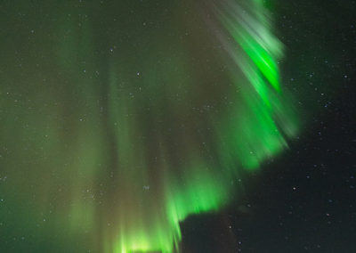 Aurora Borealis, Menesjärvi FI, Foto-Nr. 191