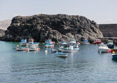 Hafen von El Cotillo, Fuerteventura (E), Foto-Nr. 435