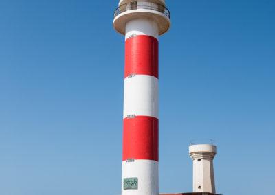 Leuchtturm, El Cotillo, Fuerteventura (E), Foto-Nr. 436