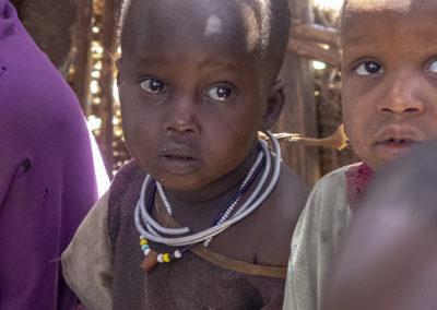 Massaischule im Ngorongoro Schutzgebiet (TZ)