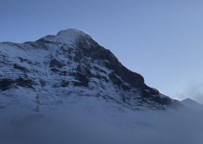 Eiger Switzerland, Dez 2019