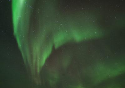 Polarlicht über dem Menesjärvisee FI, Foto-Nr. 195