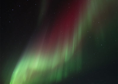 Aurora Borealis, Menesjärvi FI, Foto-Nr. 198