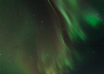 Aurora Borealis über Menesjärvi FI, Foto-Nr. 201