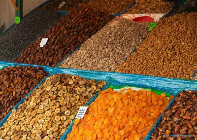 Dörrobst und Nüsse, Marrakesch (MAR), Foto-Nr. 230