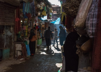 Im Souk von Marrakesch (MAR), Foto-Nr. 264