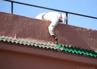 Renovation in Marrakesch (MAR), Foto-Nr. 330