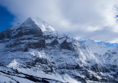 Wetterhorn Grindelwald, Foto-Nr. 454
