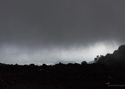 Gewitterstimmung über Acireale, Sizilien (I), Foto-Nr. 560