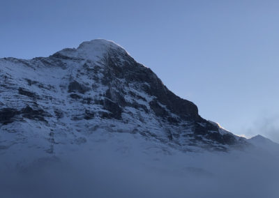 Eiger Switzerland, Dez 2019