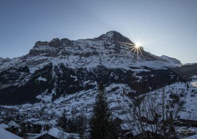 Eiger Switzerland, Neujahr 2020